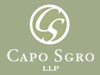 Capo Sgro LLP | Barristers and Solicitors- logo
